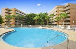 2 Week Family 4 holiday July 2019 Virgin Holidays Manchester to Baymont Inn and Suites Celebration Kissimmee Orlando £1642.42