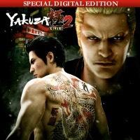 Yakuza Kiwami 2 Special Digital Edition £28.42 PS4 at PSN Store Turkey