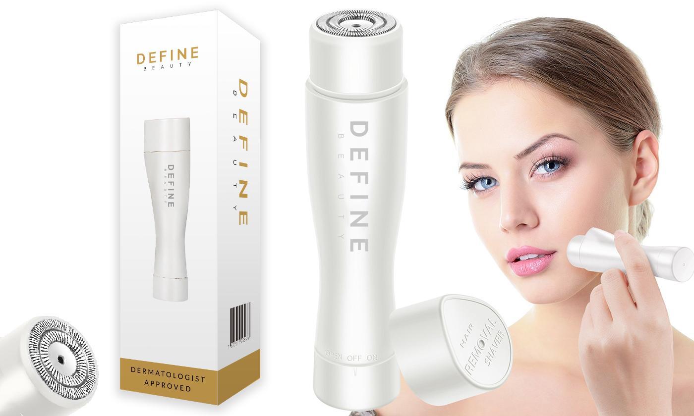 Small Portable Facial Hair Trimmer - £12.98 @ Groupon (+£1.99 P&P)