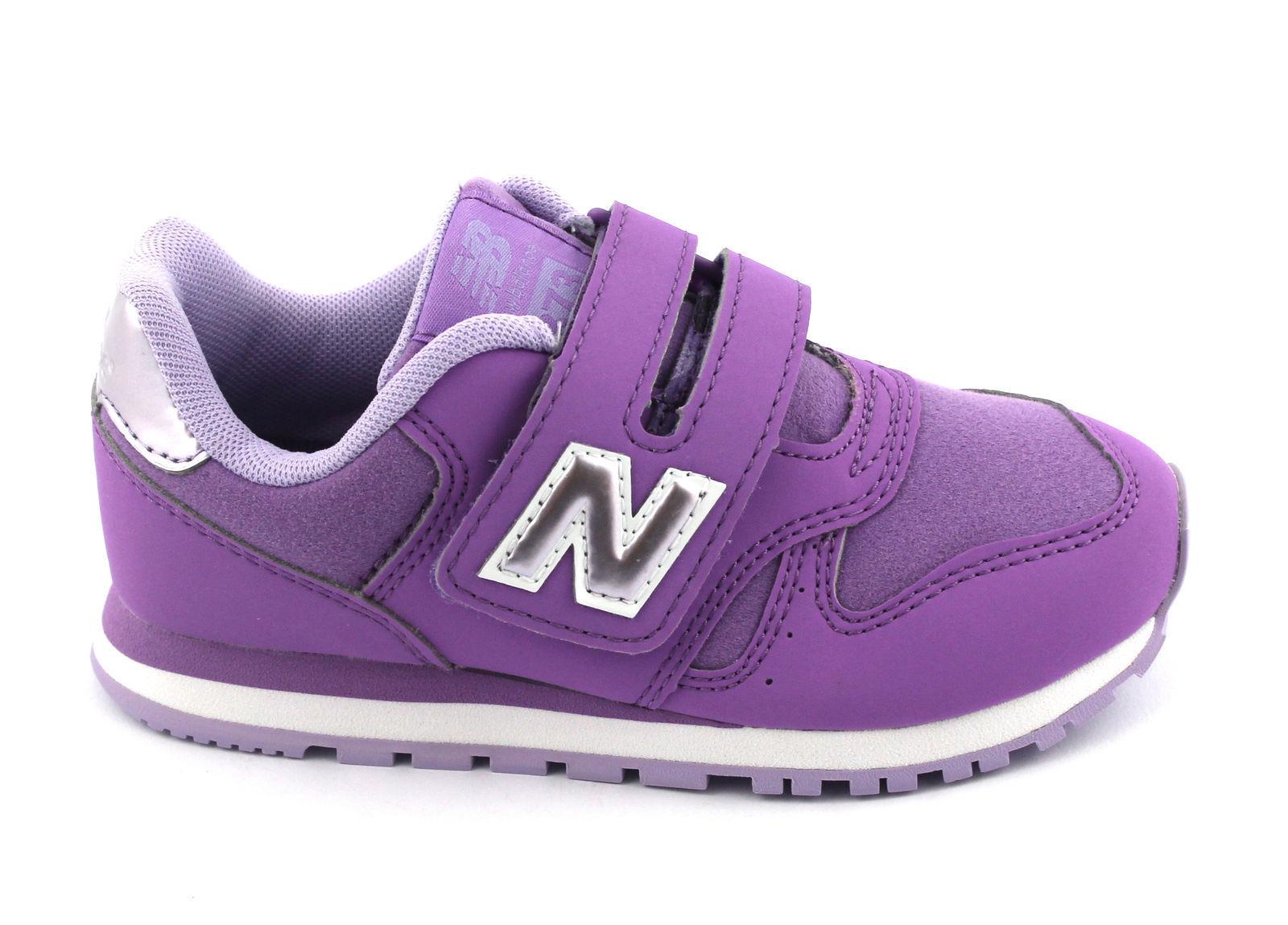 NEW BALANCE KV373 F3Y purple sneakers toddler UK 5.5 £12.94 delivered @ karaokequeen1975 ebay