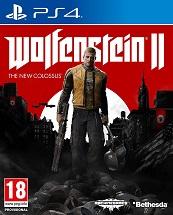 Wolfenstein II The New Colossus / Okami HD / NHL 17 ex-rental PS4 £9.99  @ boomerang ebay