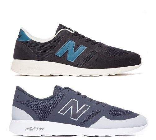 Mens New Balance MRL420BB Trainers Black/Blue size 6 and Blue/Grey size 12.5 £24.49 delivered @ bigbrandoutlet2015 ebay