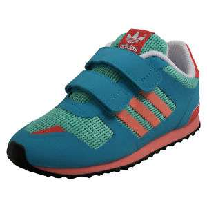 new concept 3afb2 982a0 ... 50% off adidas originals zx 700 cf infants casual classic trainers size  4 13.98 delivered