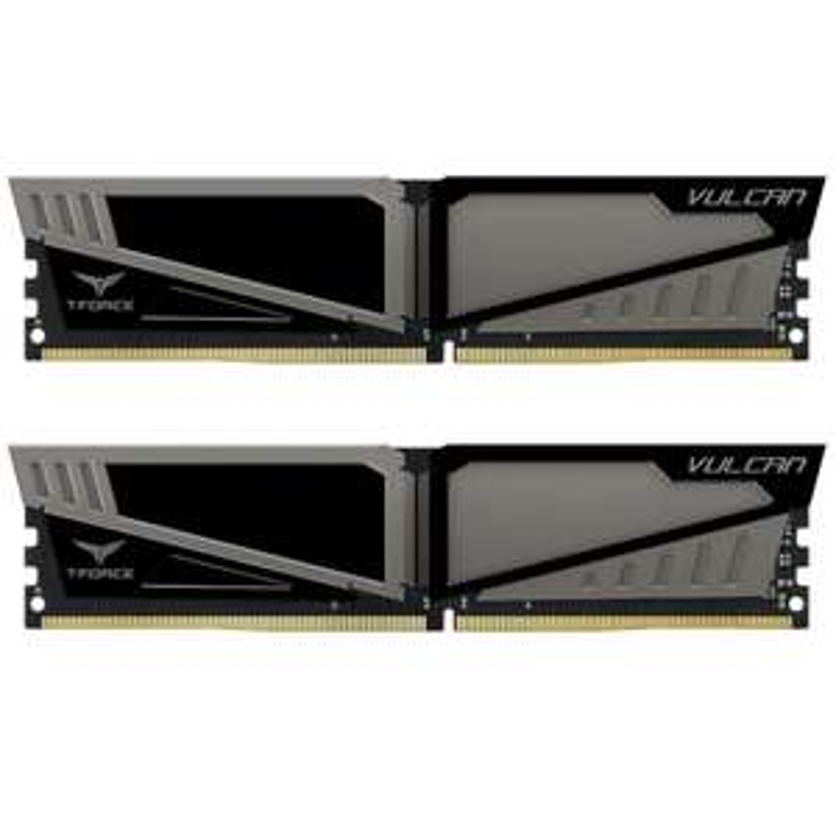 Vulcan T-Force 2x4GB 2400 MHz RAM Kit  £59.99 @ Overclockers