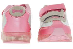 Light Up Trainers infant sizes 5.5 to 11 £12.99 @ Tkmaxx