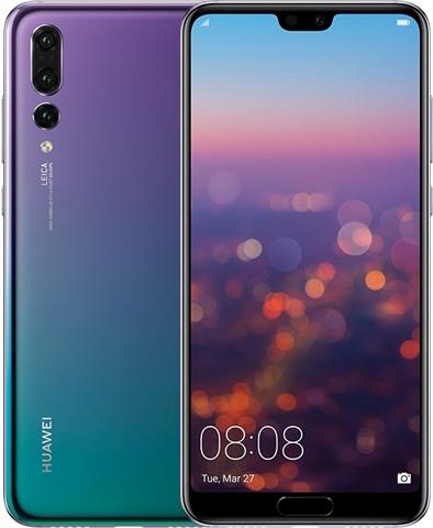 Huawei P20 Pro 128GB Twilight Grade A Vodafone @ CEX - £445