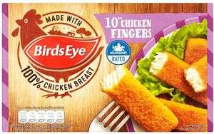 Birds Eye 10 Chicken Fingers 95p @ Asda