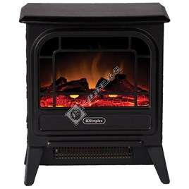 Dimplex MCFSTV12 Microstove 1.2Kw Electric Stove - £57.98 delivered from espares.co.uk