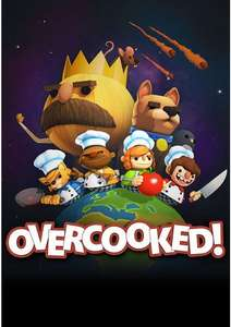 Overcooked PC STEAM key £4.17 with FB code @ CD KEYS
