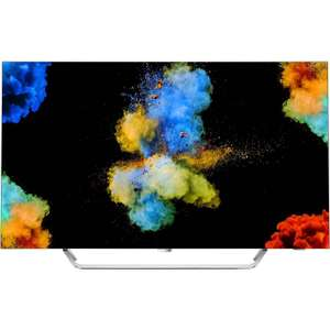 """Philips 55POS9002 55"""" Smart Ambilight 4K Ultra HD Certified TV with HDR OLED - £1243 at  ao.com"""