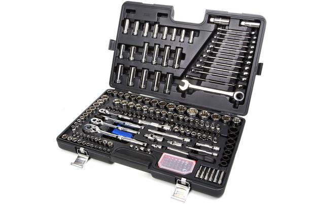 Halfords Advanced 200 Piece Socket and Ratchet Spanner Set HALF PRICE £185 @ Halfords