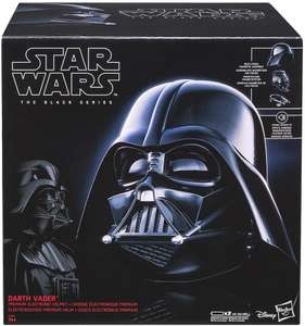 Darth Vader Black Series Helmet £72.85 Amazon