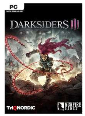 Darksiders III Standard Edition PC Steam £26.59 CD Keys After 5% Discount Code