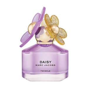 Marc Jacobs Daisy Twinkle 50ml EDT £29.95 delivered with code + Clarins makeup from £5.99 @ Fragrance Direct