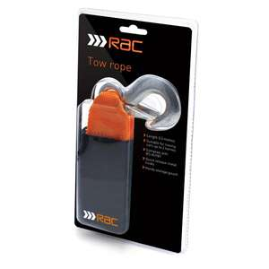 RAC 3.5m Tow Rope BS Approved - 2 Tonne Limit  W/ Storage Pouch £4 @ Robert Dyas Clearance (Free C&C)