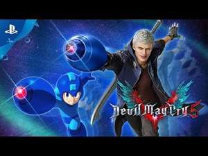 Devil May Cry 5 (Save £5 when pre-ordered) + Mega Man Mega Blaster DLC £49.99 @ Smyths toys