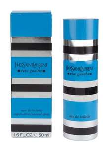 Yves Saint Laurent 50ml Rive Gauche £24.48  / 100ml £35.69 with code & free click & collect @ The Fragrance Shop