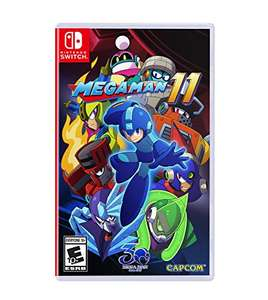Mega Man 11 for Switch £32.44 delivered @ Amazon US