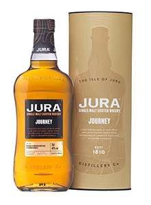 A good price for this whisky Jura Journey 70cl £22.49 from amazon