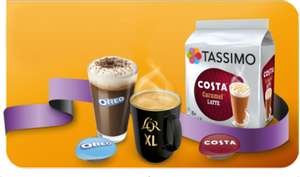 £2.20 Per Pack (RRP £3.49) - 20% OFF A £50 Spend At Tassimo + Register Your Machine For A Further £10 Saving @ Tassimo