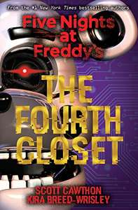 Five nights at Freddy's The Fourth Closet book - £1 @ Amazon (+£2.99 P&P or free on orders over £10)