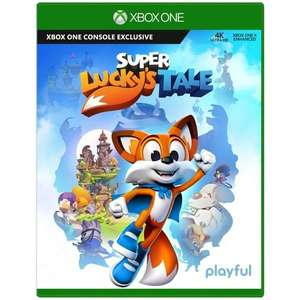 Super Lucky's Tale Xbox One £8.49 delivered @ 365games