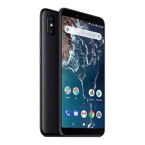 Xiaomi Mi A2 Dual SIM 64GB 4GB RAM Black £240.88 from AMAZON