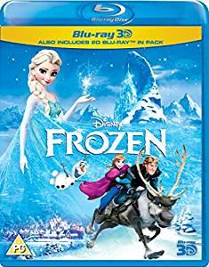 2 Disney 3D Blu Rays for £18 @Amazon