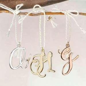 Decorative Hanging Letters Lisa Angel £0.40 Free Delivery