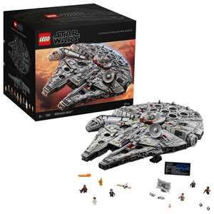 LEGO 75192 Star Wars Millennium Falcon - £519.99 @ Smyths (discount instore only)
