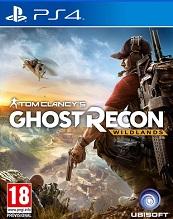 Tom Clancys Ghost Recon Wildlands PS4 ex-rental PS4 £9.99 @ boomerang