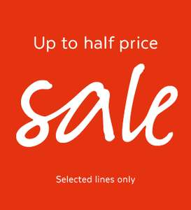 Womens TU sale has started online at Sainsburys and Argos.