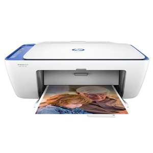 HP DeskJet 2632 Printer £28 at AO.com - Only £18 after £10 AO cashback! Free delivery too. Wireless HP colour inkjet printer and scanner.