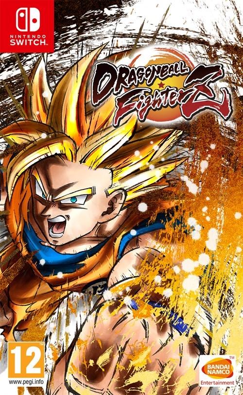 HMV: Dragon Ball FighterZ Nintendo Switch £29.99 Pre-order
