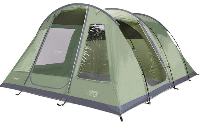 Vango Odyssey Family Tunnel Tent 600 Green £102.50 @ Amazon