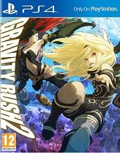Gravity Rush 2   / Titan Quest  / PS4 ex-rental PS4 £9.99 @ boomerang