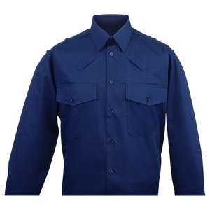 Long Sleeve Navy Police Shirt - £2.99 (+£3.00 delivery) - Lots more deals on site @ Niton999