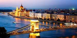 £129pp – Budapest Christmas market trip w/tours, fr Bristol @ travel zoo