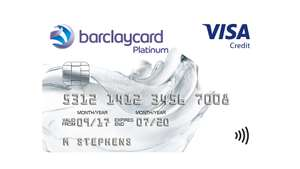 Barclaycard Offers 0% for 12 months or 6.9% indefinitely until paid off.