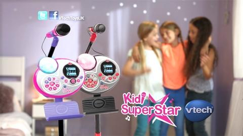 VTech 178503 Kidi Super Star Toy £29.99 @ Entertainer