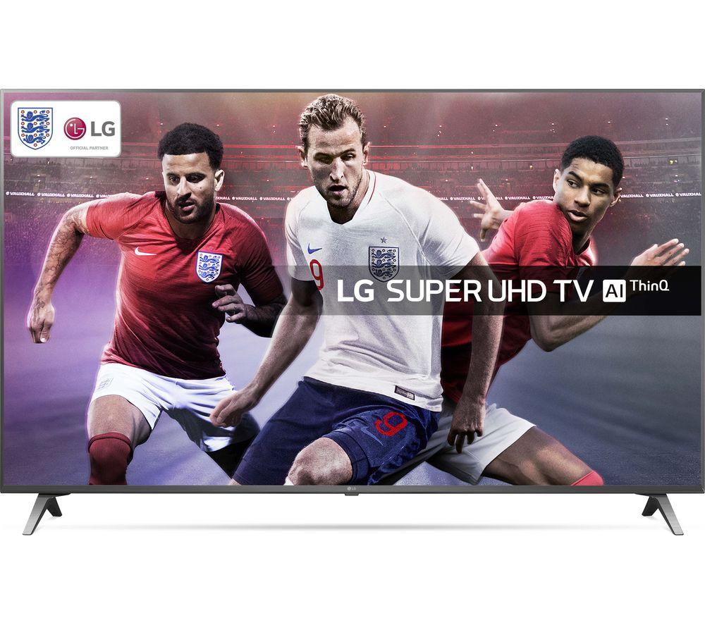 LG 65SK8000PLB Super UHD Nano Cell, 4K HDR, Smart, LED TV With Dolby Atmos - Brilliant Titan £1,179 Crampton & Moor