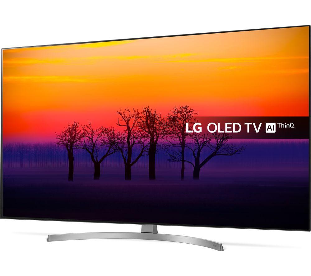 """LG OLED55B8SLC 55"""" Smart 4K Ultra HD HDR OLED TV £1499 Currys"""