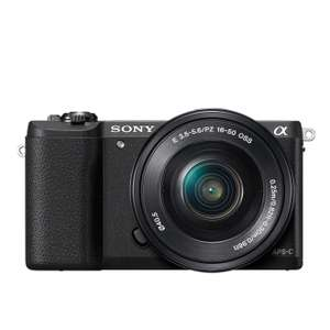 Sony A5100 with SELP16-50 kit lens £279 @ Amazon