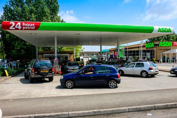 Asda, Morrisons and Sainsburys cut 2p per litre off petrol - maximum price per litre now £1.27