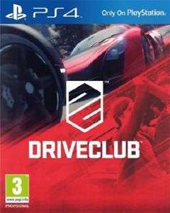 [PS4] Driveclub (Brand New) - £5.95 - eBay/TheGameCollection