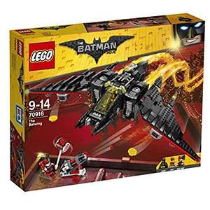 Lego 70916 The Batman Movie Batwing Vehicle - £55 @ Tesco / eBay