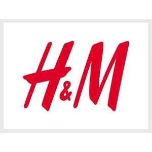 Free £5 voucher at H&M for recycling your old clothes in any store