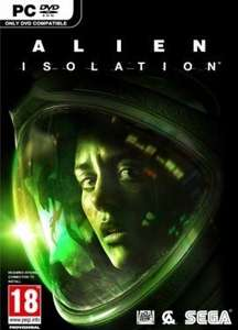 Alien: Isolation PC Steam Key £4.41 @ INSTANT GAMING