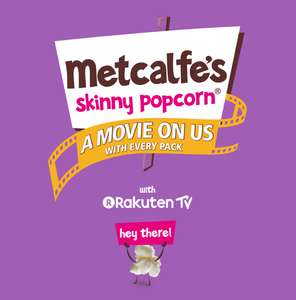 Free £12.50 credit for Rakuten - use same code from popcorn up to 5 times