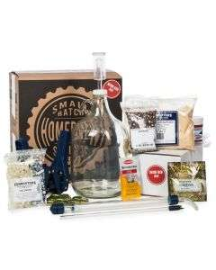 Homebrew Starter Kit (Irish Red Ale / American Brown Ale / Wheat Beer / Double IPA) £37.50 Delivered with Code @ Beerhawk